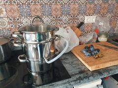 Фото отзыва о товаре Соковарка из нержавейки LAURA на 6 л Juicedo M