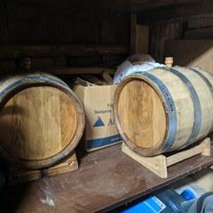 Фото отзыва о товаре Дубовая бочка 15 литров + кран