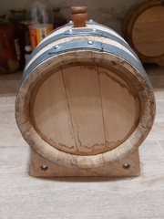 Фото отзыва о товаре Дубовая бочка 5 литров + кран