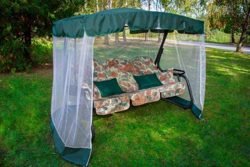 Тент (крыша) для садовых качелей Турин Премиум Olsa купить ...