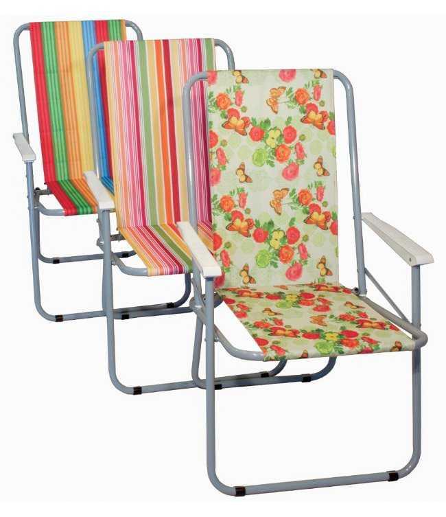 Кресло складное для дачи
