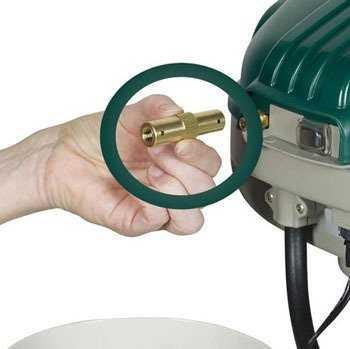 Клапан быстрой очистки для всех моделей Mosquito Magnet фото