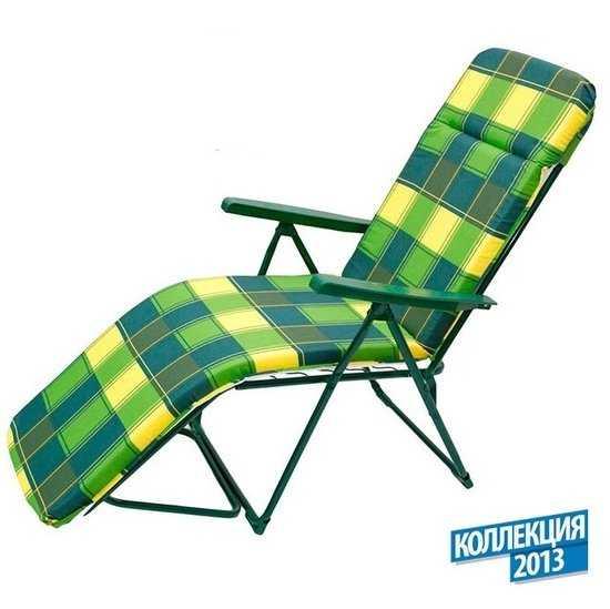Кресло - шезлонг «Альберто - 2» с212 фото