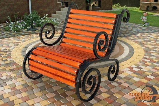 """Кресло """"Ажур"""" СА-1 фото"""