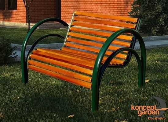 Кресло садовое СК фото