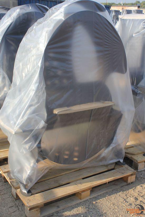 Фото №8 Мангал - коптильня с крышей и столешницами МК-1