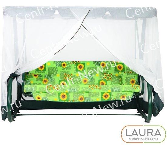 Москитная сетка на садовые качели 240 см (Торнадо, Родео, Орбита, Варадеро, Мастак и др.) фото