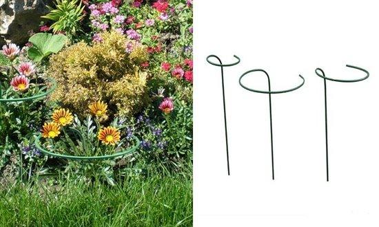 Фото №3 Подставка под цветы ∅30 см в ПВХ