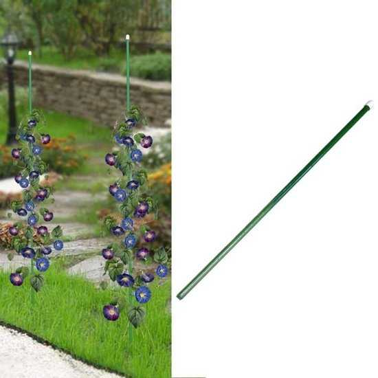 Опора для растений 1 метр в ПВХ фото