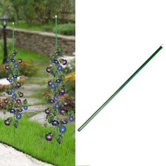 Опора для растений 1.5 метра в ПВХ фото