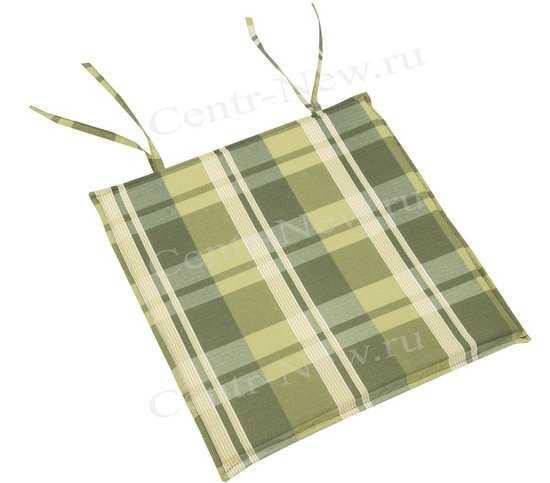 Подушка для стула или кресла 42х42 см