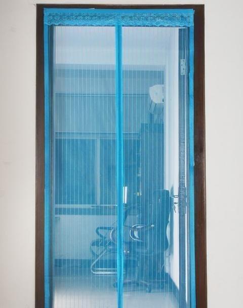 Фото №4 Москитная сетка-шторка на дверь HOME KING