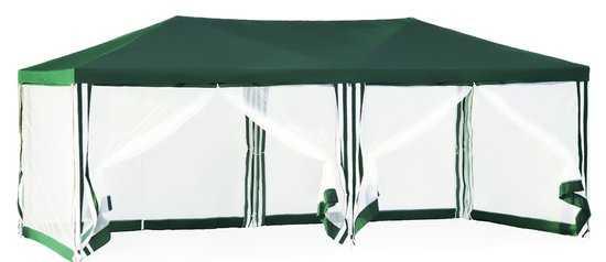 Садовый шатер 1056 (3х6м) фото