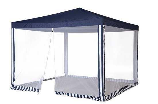 Садовый шатер 1086 (3х3м) фото