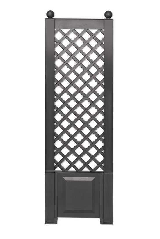 Садовая декоративная шпалера с штырями для установки 37805 фото