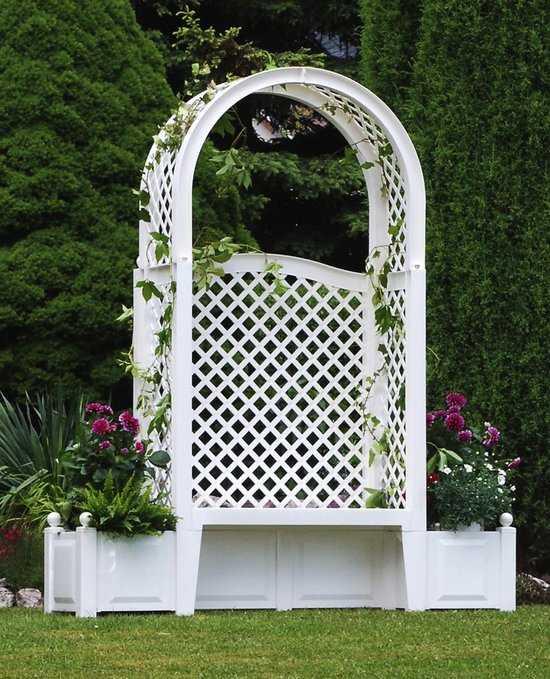 Садовая скамейка «Амстердам» код 43801 фото