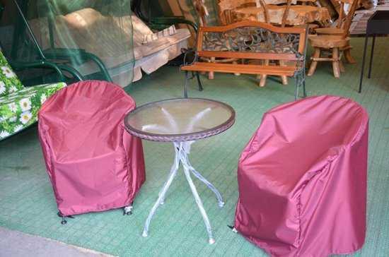 Чехол для стула пыле/водоотталкивающий фото