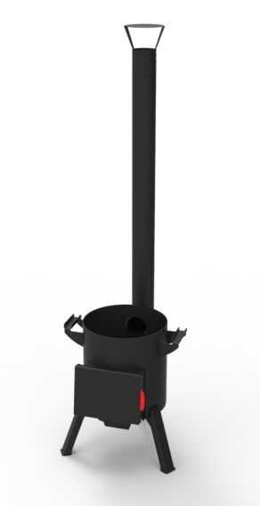 Печь Grillver 360 К фото