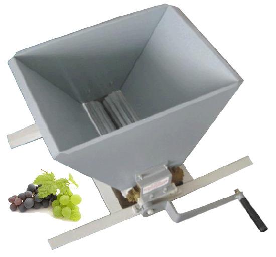 Дробилка для винограда фото