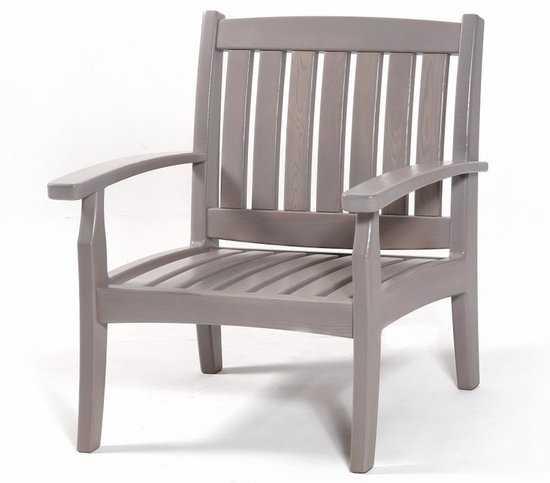 """Кресло """"Аристократ"""" Sandstone (серое) фото"""
