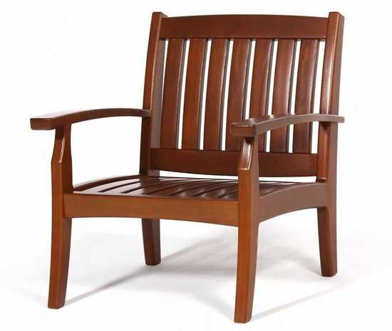 "Кресло ""Аристократ"" Brown (ель) фото"