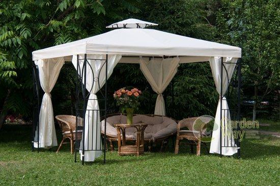 Беседка тент-шатер GardenWay SLG032 фото