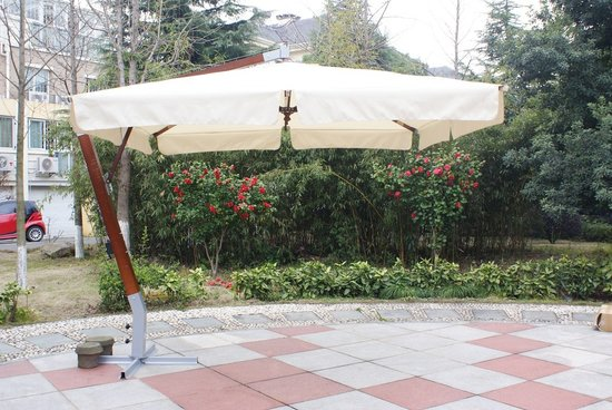 Фото №8 Зонт тент-шатер GARDEN WAY SLHU007