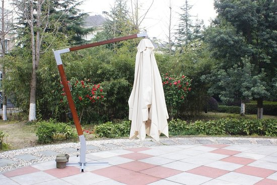 Фото №9 Зонт тент-шатер GARDEN WAY SLHU007
