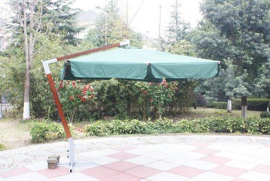 Фото №10 Зонт тент-шатер GARDEN WAY SLHU007