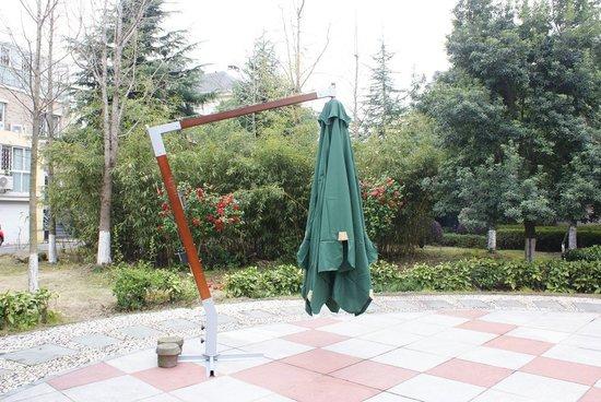 Фото №11 Зонт тент-шатер GARDEN WAY SLHU007