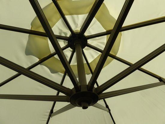 Фото №3 Садовый зонт Garden Way MIAMI Кремовый арт. А002-3000