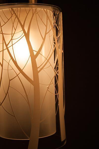 Фото №4 Подвесной светильник 50001/2 хром