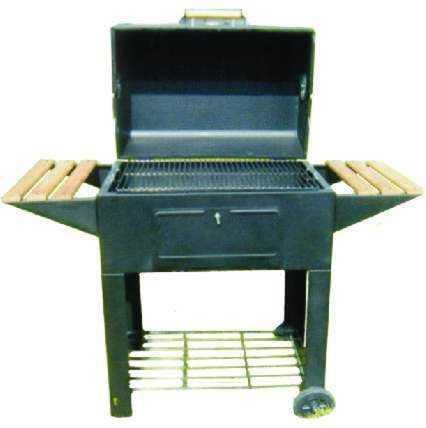 Гриль-коптильня YD-Garden grill фото