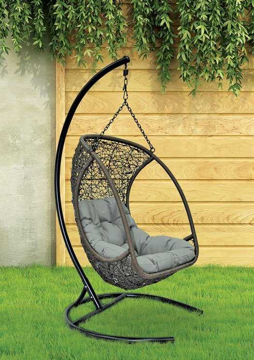 Подвесное кресло Albatros + каркас фото