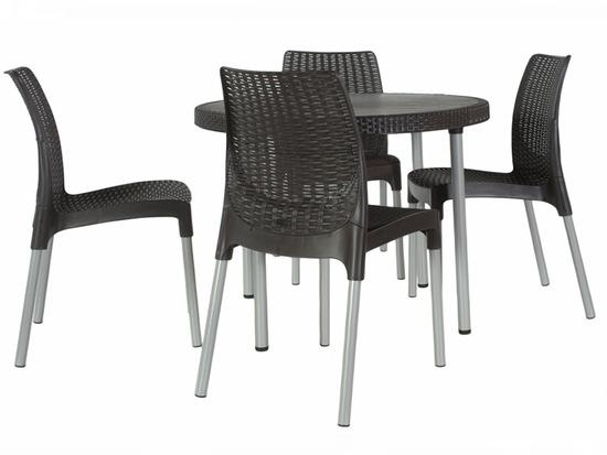 Комплект садовой мебели Jersey set фото