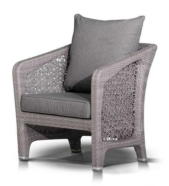 Кресло ЛАБРО из искусственного ротанга фото