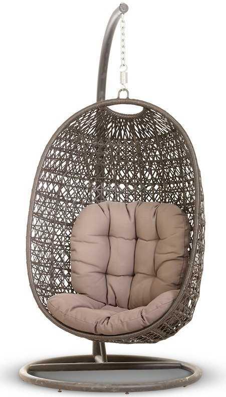 Подвесное кресло ТЕНЕРИФЕ из искусственного ротанга фото