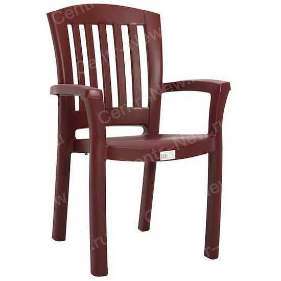 Фото №4 Кресло пластиковое Анкона