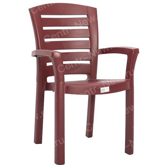 Фото №4 Кресло пластиковое КАПРИ