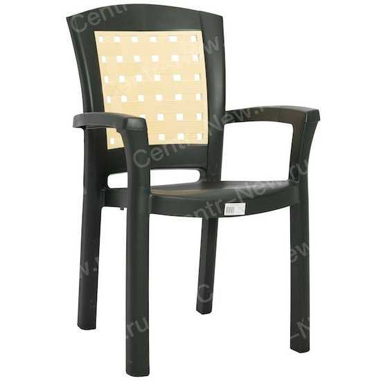 Кресло пластиковое Палермо фото