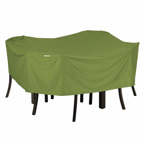 Фото №8 Чехол для комплекта мебели (стол + стулья)