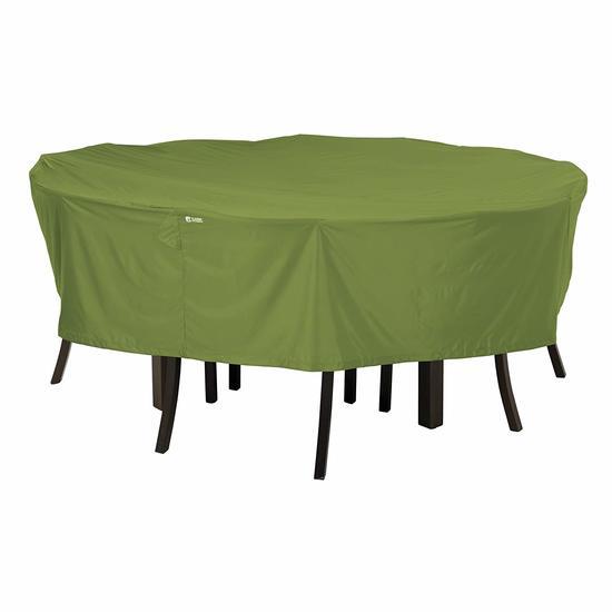 Фото №9 Чехол для комплекта мебели (стол + стулья)