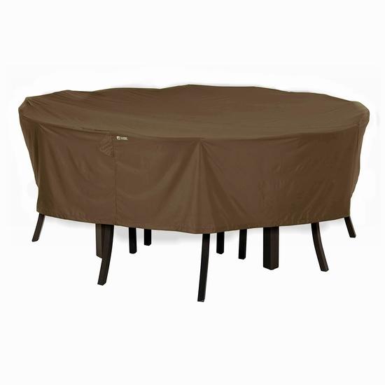 Фото №22 Чехол для комплекта мебели (стол + стулья)