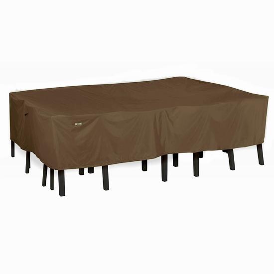 Фото №24 Чехол для комплекта мебели (стол + стулья)