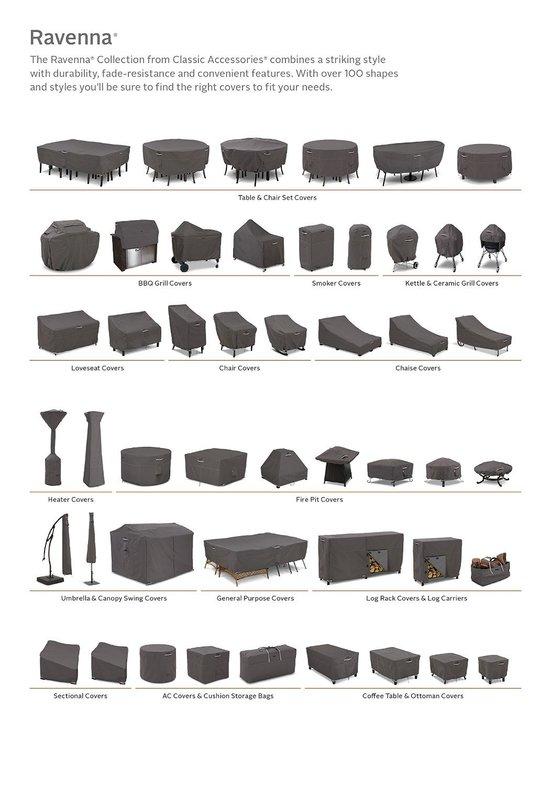 Фото №21 Чехол для комплекта мебели (стол + стулья)