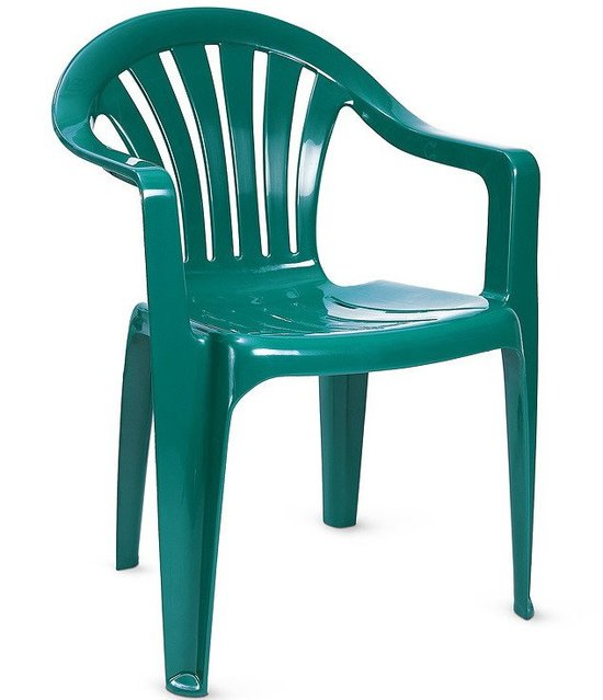 Кресло пластиковое Милан фото