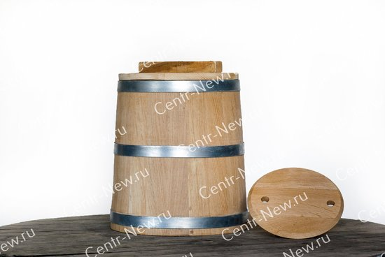 Фото №3 Кадка 15 литров (Кавказский дуб)