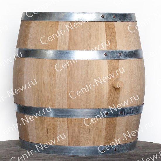 Фото №2 Дубовая бочка 100 литров