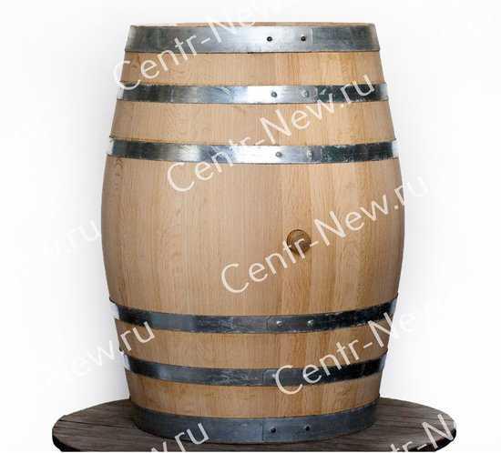 Фото №3 Дубовая бочка 225 литров