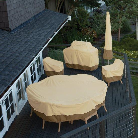 Фото №7 Чехол на стол с лавочками